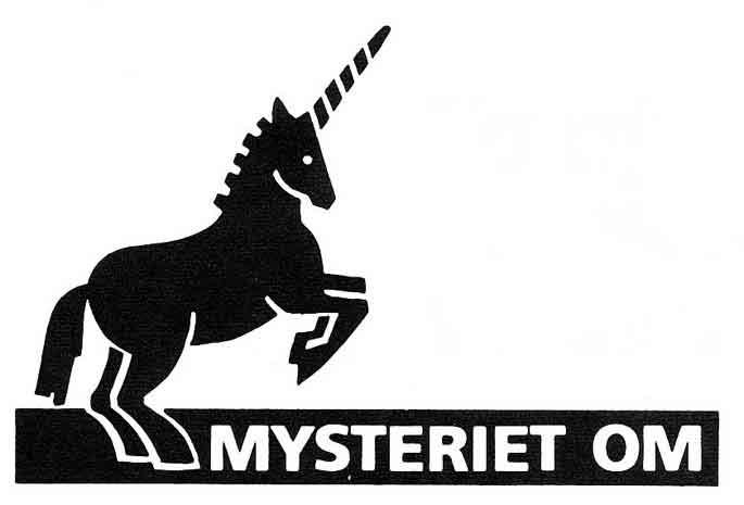 mysteriet om bøger